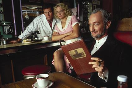 Wes Craven's Nightmare Cafe, with Jack Coleman, Lindsay Frost and Robert Englund, 1992