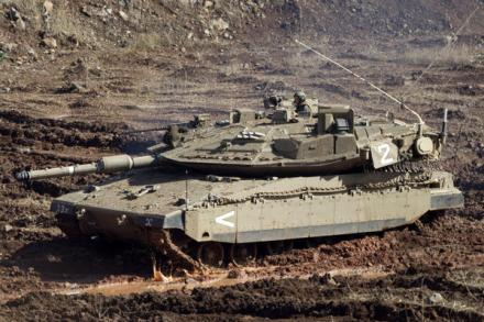 Merkava IV Main Battle Tank, Israeli Defence Forces