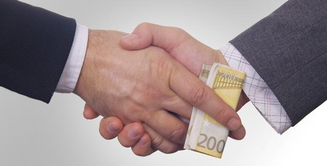 Corruption or patronage