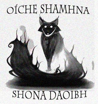 Oíche Shamhna Shona Daoibh