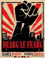 Gaeilgeoirí, Dearg Le Fearg