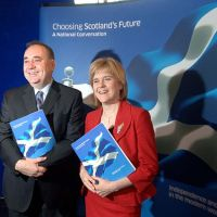 The SNP's Civil War Between Alex Salmond And Nicola Sturgeon
