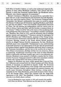 An Irish Empire, Aspects of Ireland and the British Empire, page 207