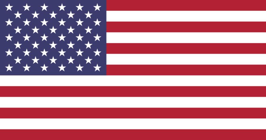 Stáit Aontaithe Mheiriceá - SAM - United States of America - USA