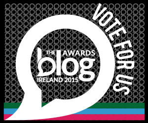 Vote For An Sionnach Fionn Blog Awards Ireland 2015