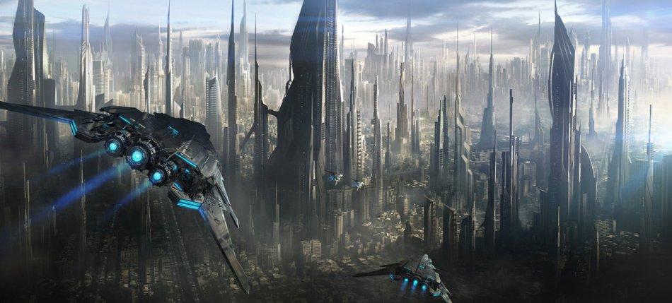 Neill Blomkamp, Oats Studios' Sci-Fi Short Films – AN