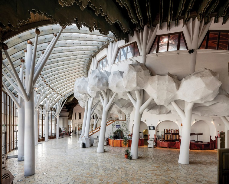 Imre Makovecz architecture, Hungary (1)