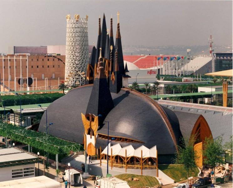 Imre Makovecz architecture, Hungary (4)