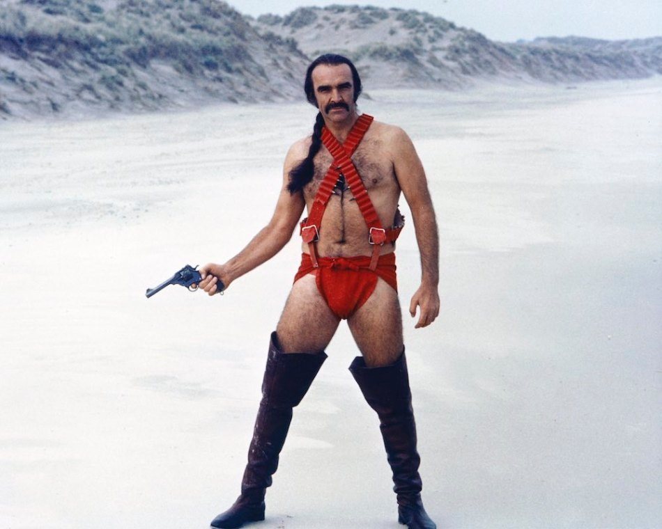 Seán Connery in Zardoz