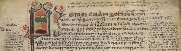 British Museum manuscript Harley 1802, Medieval Irish text composed in Armagh, Ireland, 1138 CE