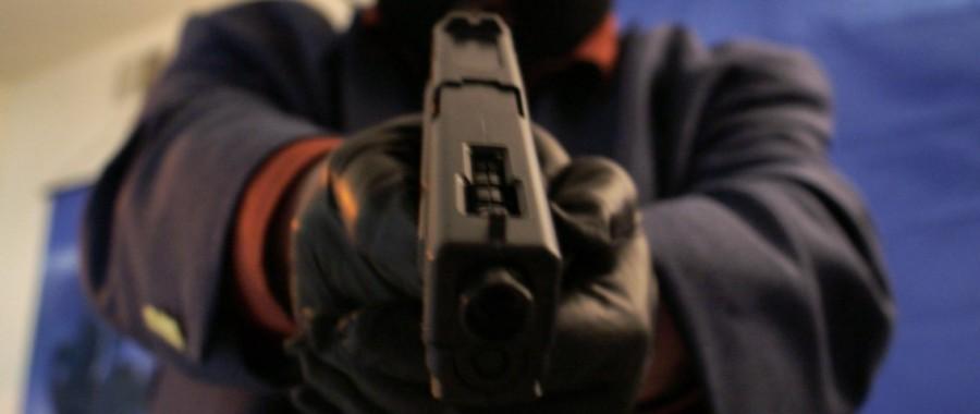 Crime, criminals, guns, violence