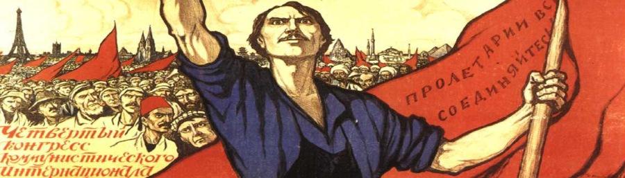 The communist revolution and civil war in Russia