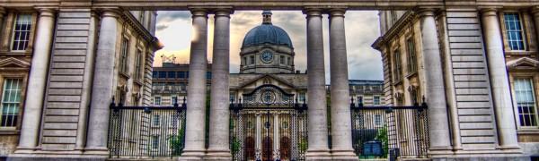 Tithe an Rialtais, Government Buildings, Dublin, Ireland