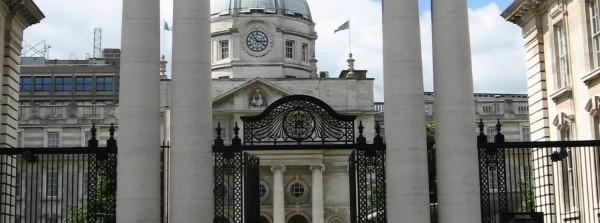 Tithe an Rialtais, Government Buildings in Dublin, Ireland