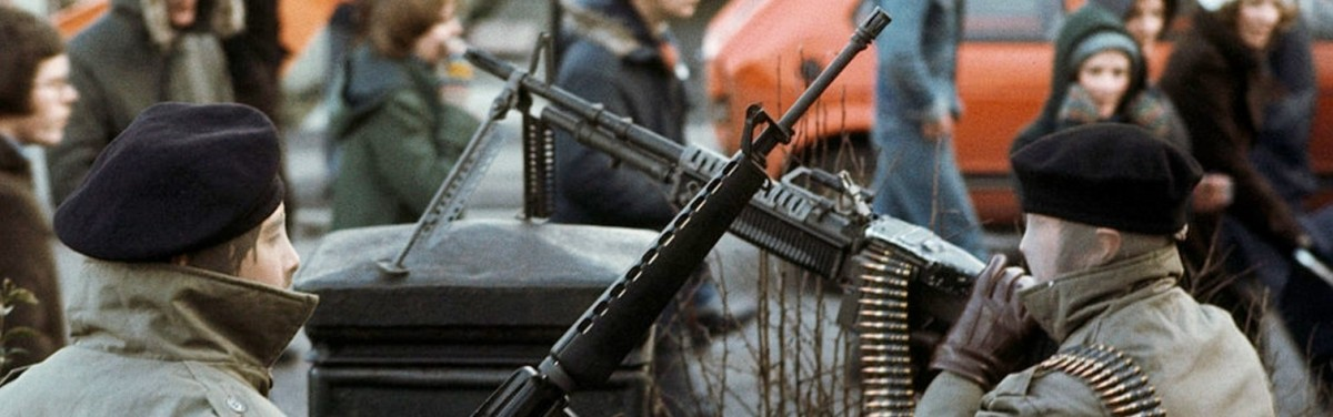 Thirty Years Of Secret Talks And Negotiations Between Britain And The IRA