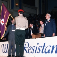 Ian Paisley, Ulster Resistance And Arms From Israel