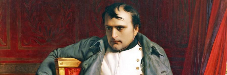 Napoleon Bonaparte, emperor of France, dictator and tyrant