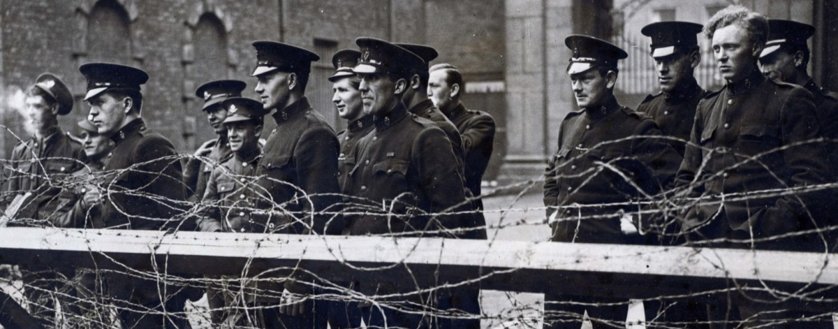 The Torturers And Murderers Of The Royal Irish Constabulary
