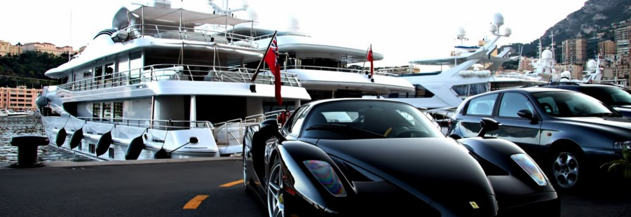 Super rich and corrupt lifestyles, from cars to yachts, billionaires to millionaires