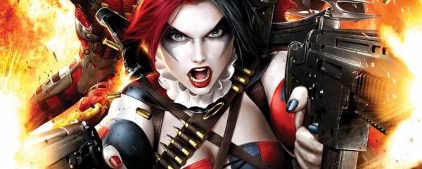 Harley Quinn, Harleen Frances Quinze, DC Comics Suicide Squad fantasy superhero