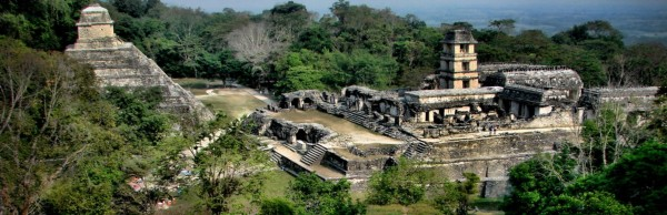 archaelogical-ruins-of-a-mayan-temple-and-city-in-latin-america