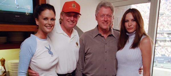 donald-trump-bill-clinton-and-friends