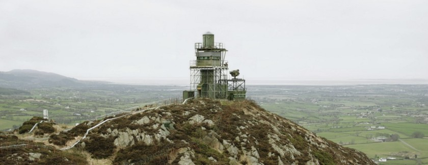 a-fortified-british-army-hilltop-watchtower-looks-out-over-territory-liberated-by-the-irish-republican-army-border-of-the-uk-occupied-north-of-ireland