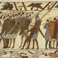 The Battle of Hastings And The Irish Exile Of The English Princes