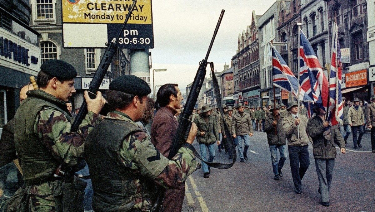 The State-Backed Glenanne Gang, A Very British Death Squad