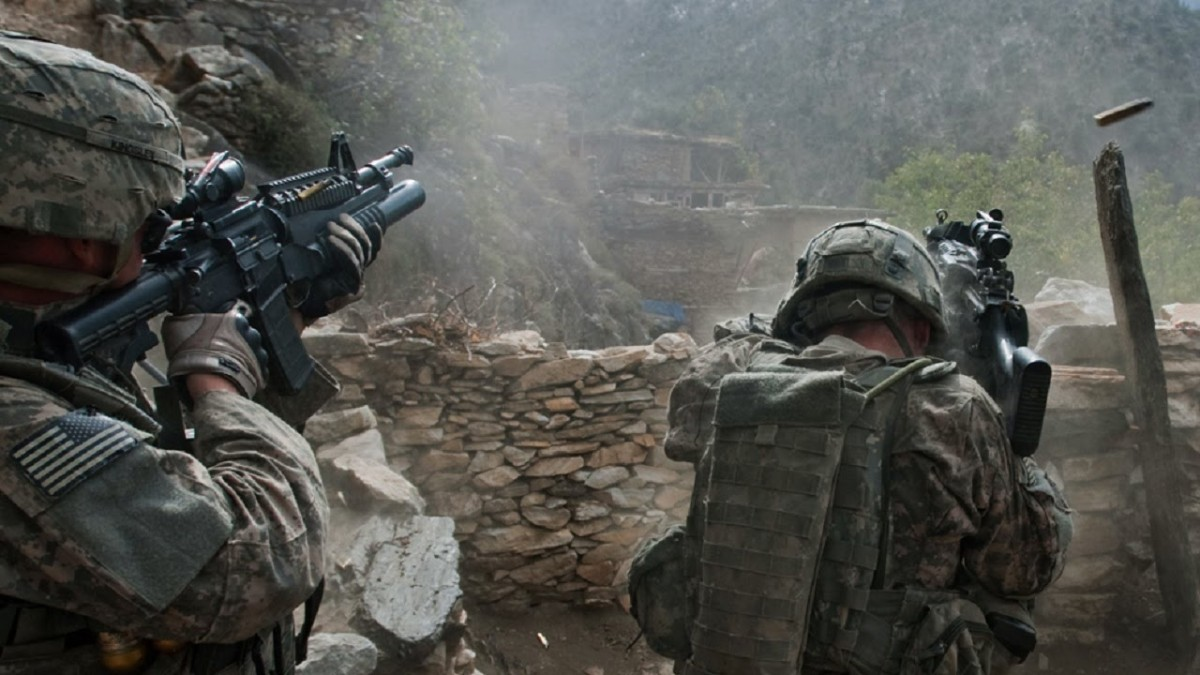 US-Led Forces Kill More Afghan Civilians Than The Taliban Or Islamic State