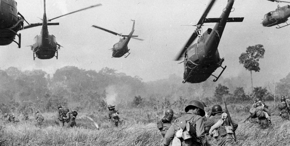 Lyndon B Johnson And The Vast Resources Committed To The Vietnam War