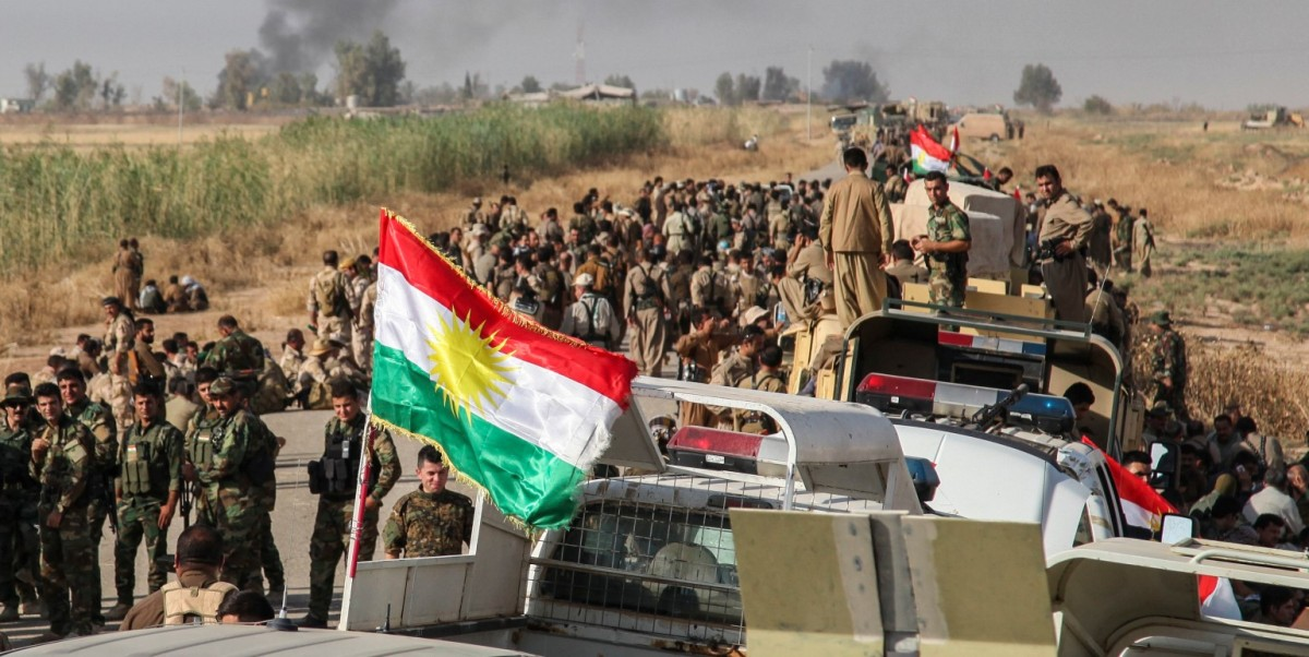 Kurdish Infighting Handed Valuable Kirkuk Region To Baghdad And Tehran