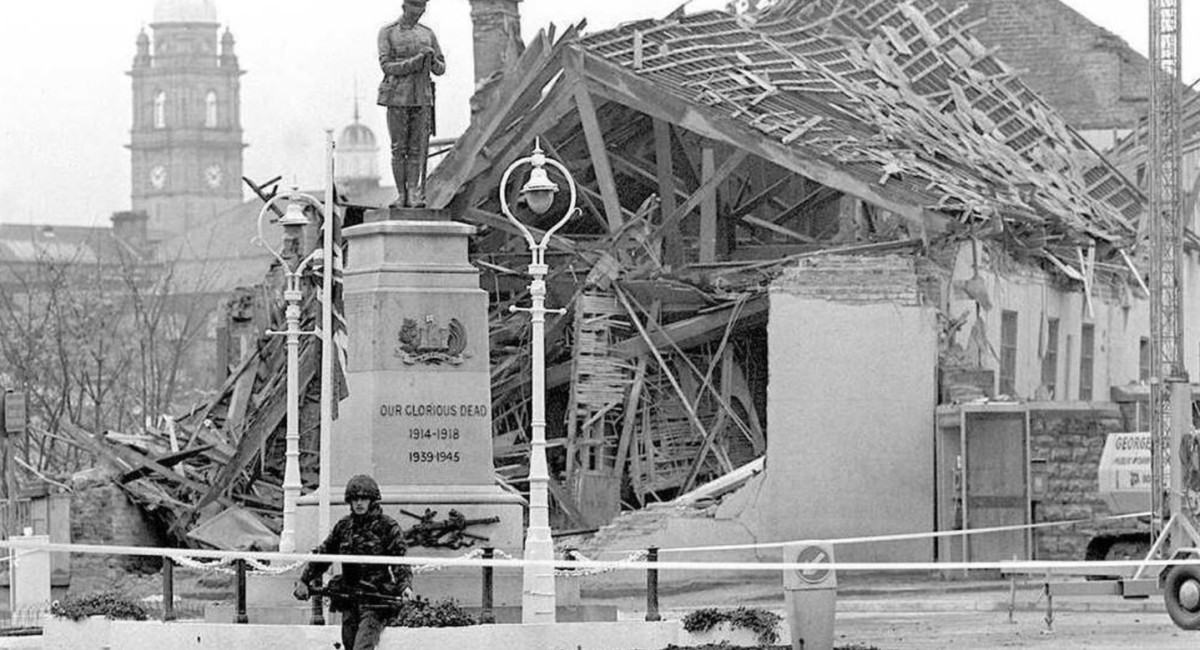 The Remembrance Day Or Enniskillen Bombing, A Warning From History