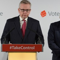 "Tory Leadership Contender Michael Gove: An ""Orange"" Unionist"