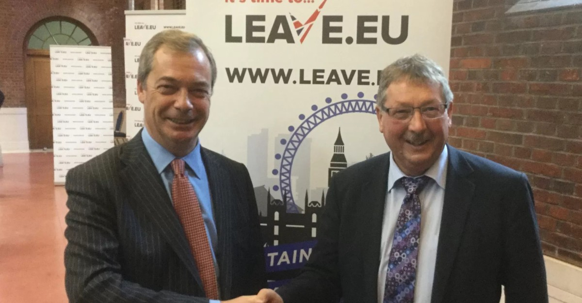 Sammy Wilson Calls Leo Varadkar A Nutjob As The DUP Lobbies For Gerrymandering