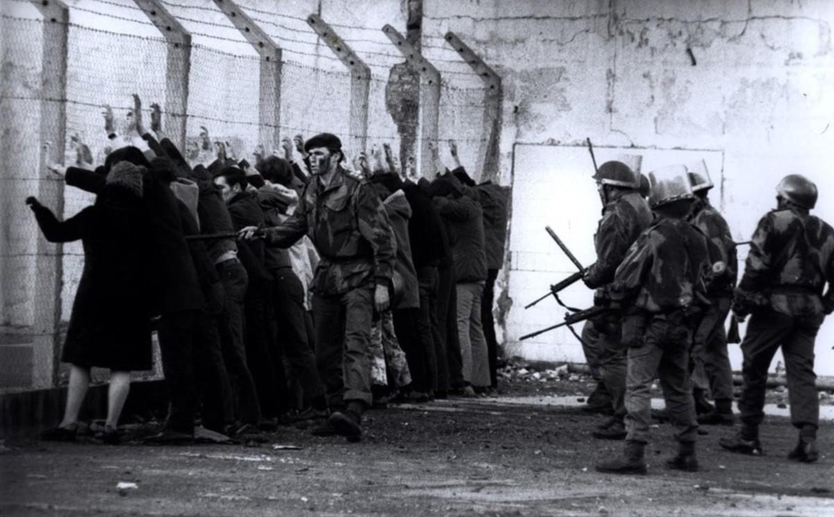 The Irish And British News Media, And The Bloody Sunday Massacre