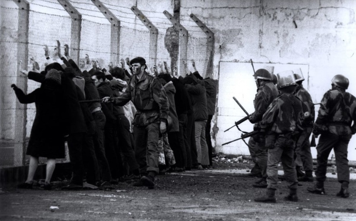 The Irish And British News Media, And The Bloody Sunday Massacre