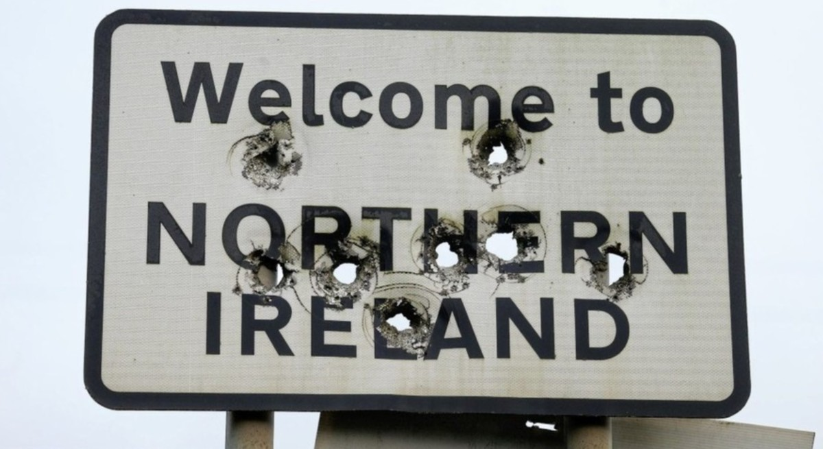 """Majority Of UK Voters Want Rid Or Don't Care About """"Northern Ireland"""""""