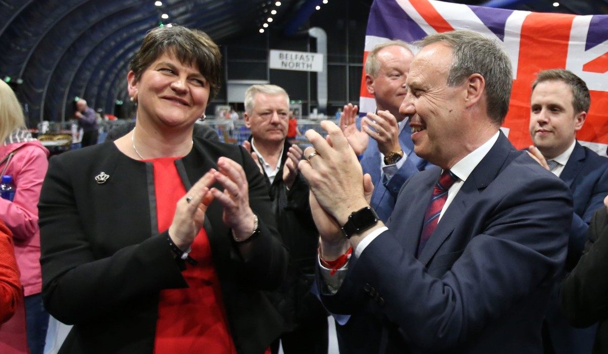 DUP Forced UK Prime Minister Theresa May To Drop Compromise Plan With EU