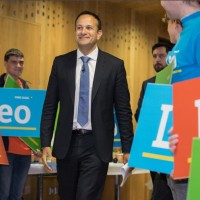 Leo Varadkar's Lockdown: Picnics In The Phoenix Park, Accommodation In The Farmleigh Estate