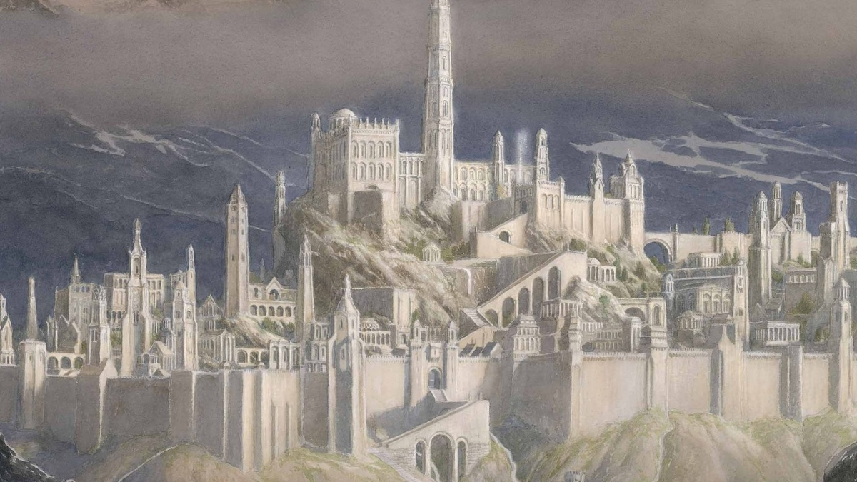The Fall Of Gondolin, JRR Tolkien