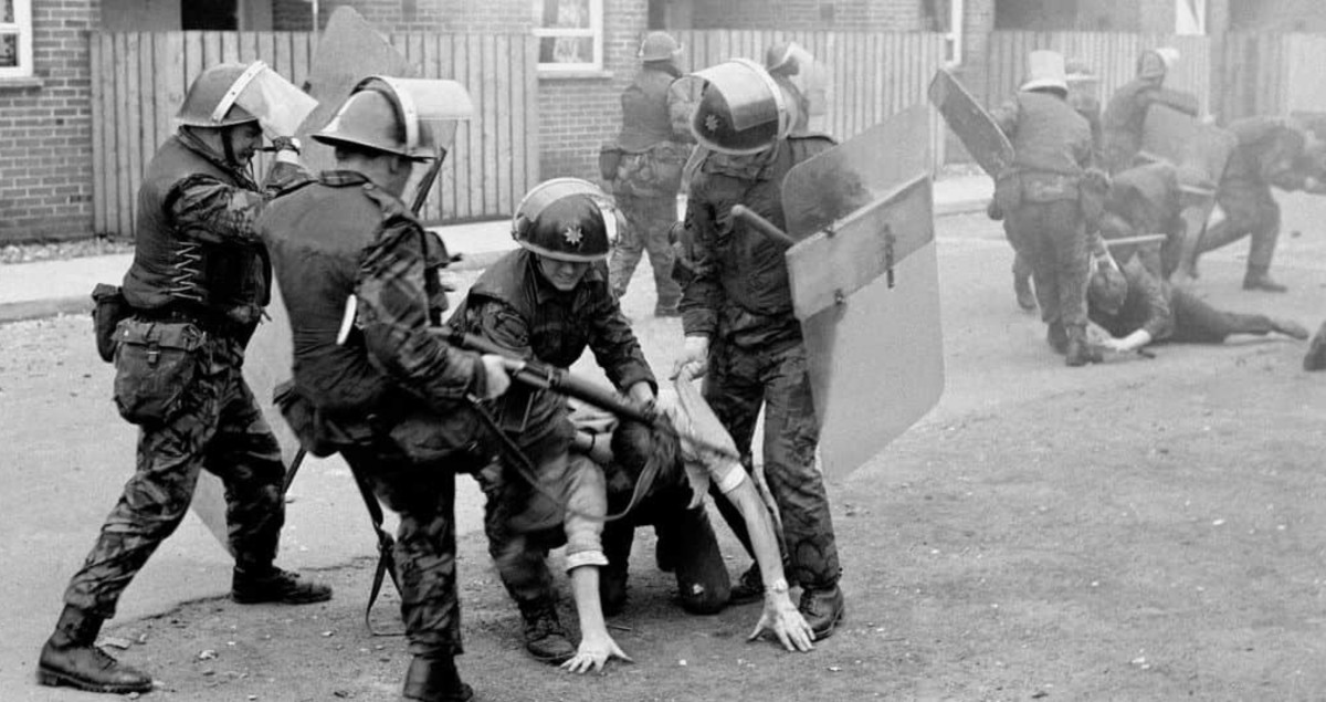 The Ballymurphy Precedent. A New Documentary On The 1971 Massacre By The British Army