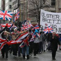 An Irish Sea Border, The DUP And Loyalist Threats Of Bombs