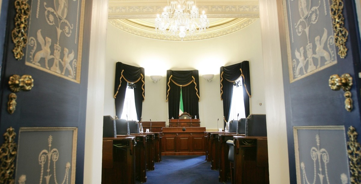 Irish Senators Fiddle With Anthems While Irish History Burns