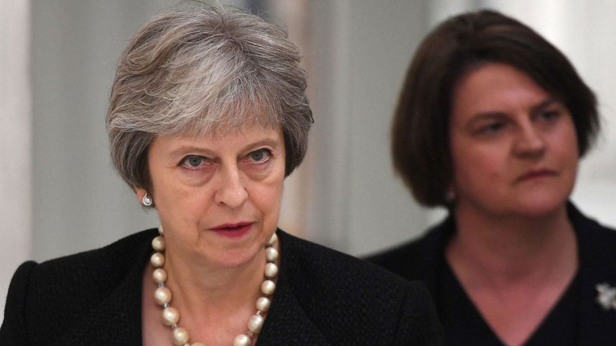 Theresa May To Achieve Brexit By Rewriting The Good Friday Agreement?