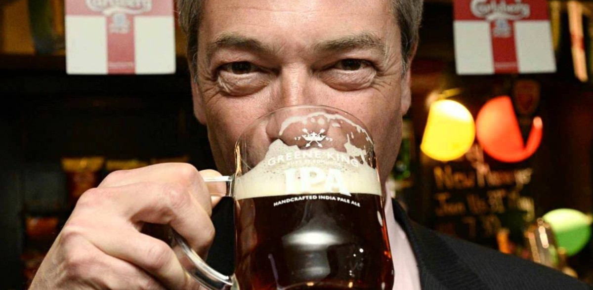 The Irexit Freedom Party. Nigel Farage's Brexit-Abetting Irish Fifth Column?