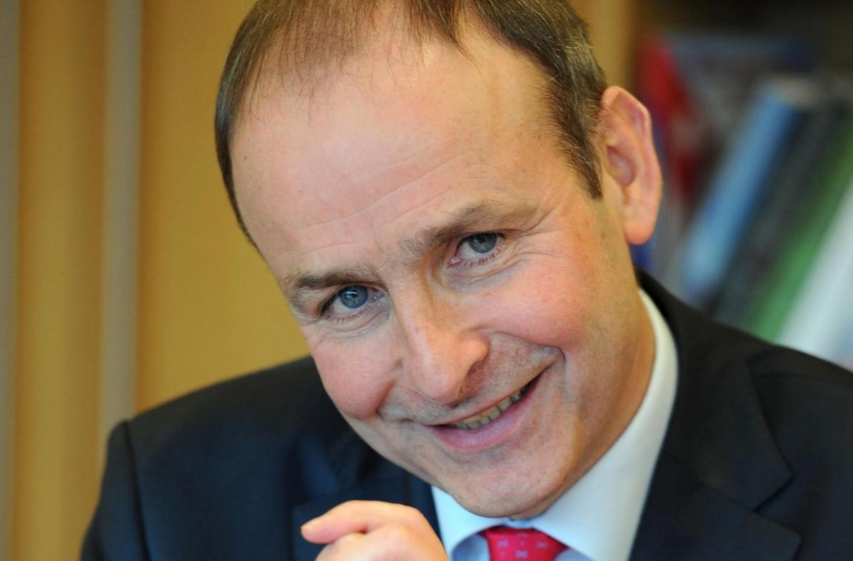 Micheál Martin Begs Leo Varadkar Not To Call A General Election