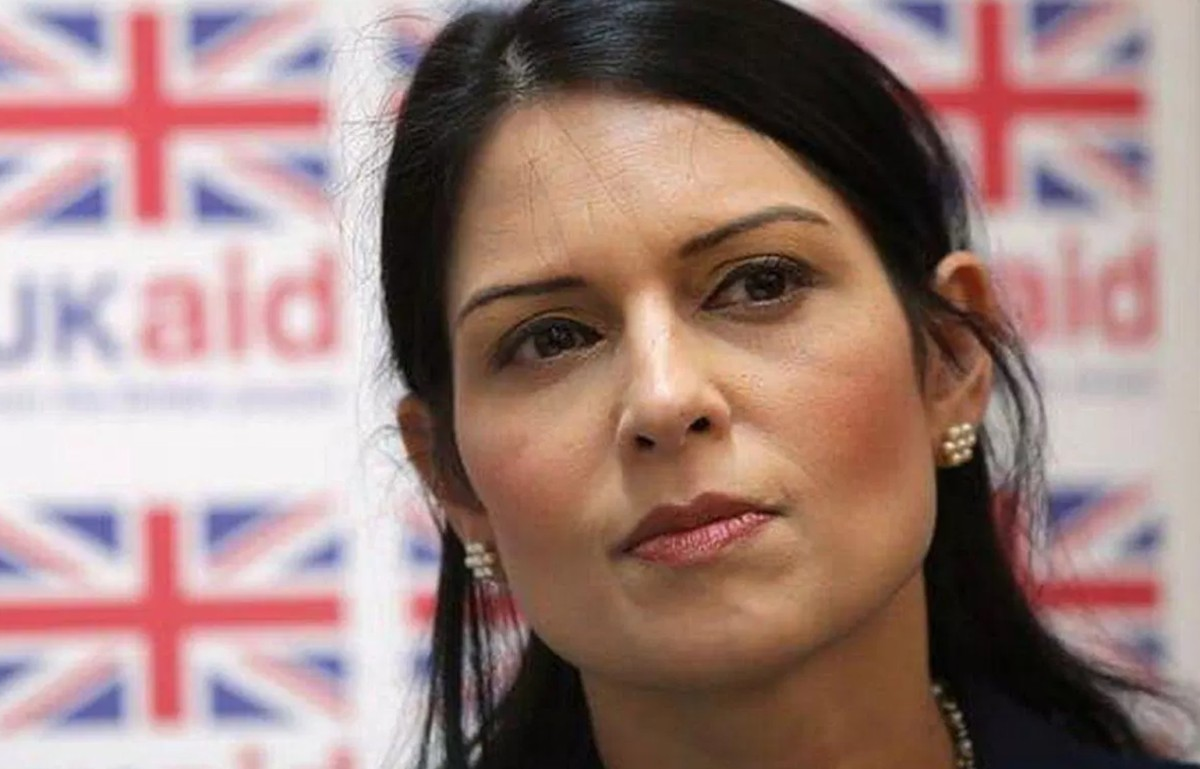 Tory MP Priti Patel: UK Should Use Threat Of Food Shortages To Pressure Ireland
