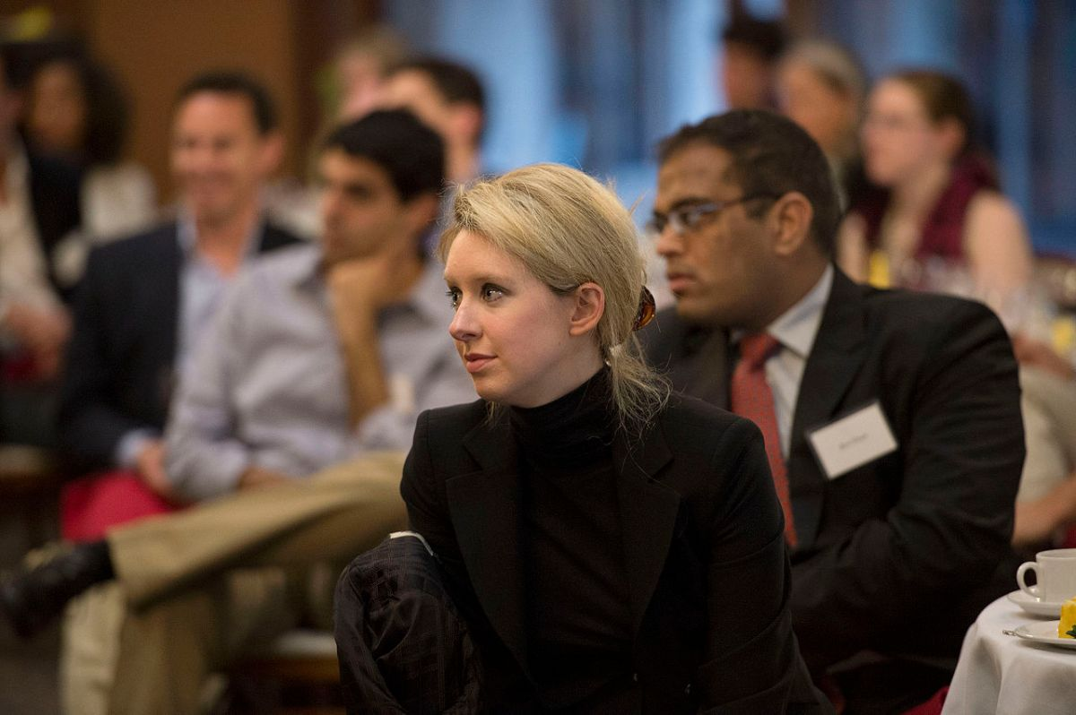 Elizabeth Holmes And The Theranos Scandal