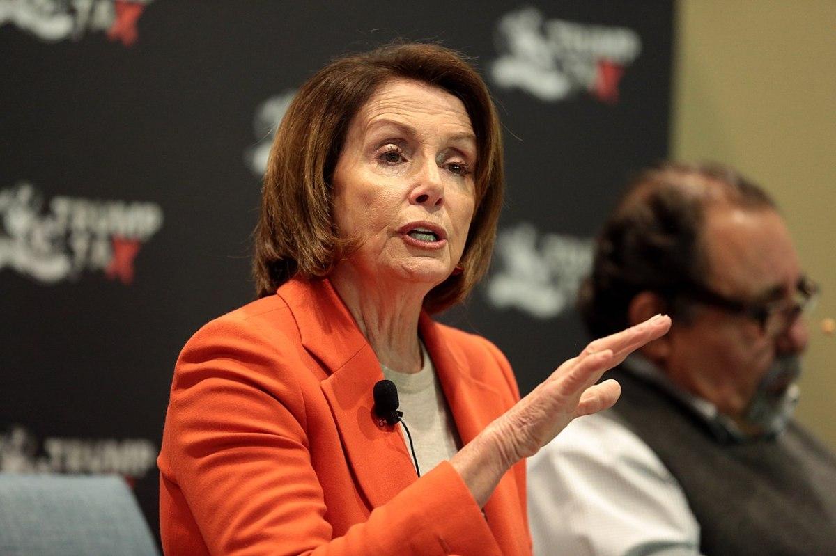 Nancy Pelosi Warns Britain: Do Not Harm The Good Friday Agreement